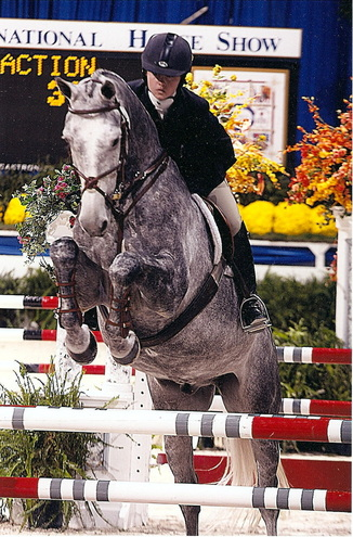Katherine Newman WIHS Equitation